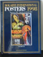 BOLAFFI INTERNATIONAL POSTERS 1998.TOP PRICES 1997. -
