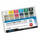 Puntas de papel VDW - Caja de 200 unidades. Con código de color.